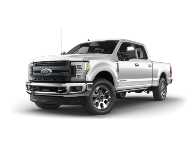 2019 Ford F-250 King Ranch 4WD Crew Cab 6.75 Box Truck Crew Cab